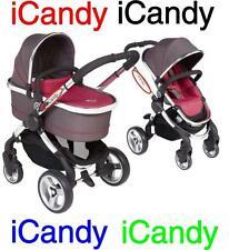 ICandy sostituzione Chassi Logo Adesivo Nero o Colore mi CANDY