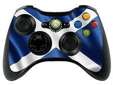Scotland Flag Xbox 360 Control Remoto controller/gamepad Skin / Cover / Vinilo xbr34