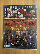 Harley Quinn and The Birds Of Prey # 1 -2, first 1/2 of 4 book DC ltd. series NM