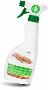 Milbenspray Matratzenspray-Effektives BIO Spray gegen Milbenbildung ORTHOGANIC®