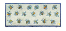 Hug Rug Runner Bee 1 Bees Machine Washable 150x65 cm BN Slight Second