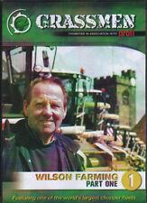 Grassmen Wilson Farming Part 1 Agricultural Machinery DVD