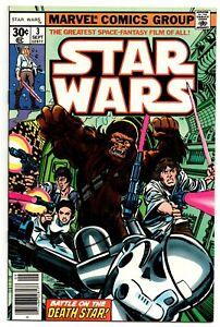 Star Wars #3 Marvel Comics 1977