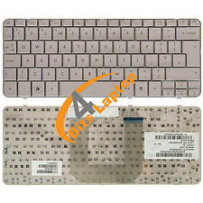 hp Mini DM1-2000 DM1-2100 Mini 311C-1100 Mini 311 Series Keyboard UK Silver