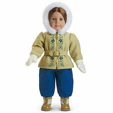 American Girl Emily's Snowsuit For Doll New In Box Molly--Beautiful snowsuit