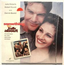 JULIA ROBERTS Something To Talk About LASERDISC WARNER VIDEO US 1996 NM