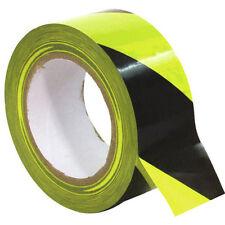 0,19 €/m PVC señal banda a rayas amarillo/negro makierungsband musikato 003000580k