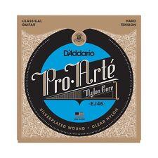 3 Pack! D'Addario EJ46 Pro Arte Nylon Core Classical Guitar StringsFree US Ship