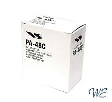 NEW Yaesu PA-48C/NC-88 100-240V Adp -FT-60R FT-270R VX-120 VX-127 VX-170 VX-177