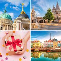 10% Rabatt voucherwonderland Hotelgutschein Kurzurlaub Kurzreise Berlin Hamburg