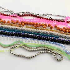 Bead Lot 10 strands mixed colors & shapes size  glass  strands  G101   <><