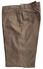 Pantalone Elegante Classico Casual Tasche Americana Uomo Cotton Star Tortora 56