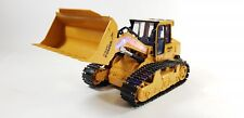 Remote Control JCB Style Caterpillar Bulldozer Differ REAL Tracks Light Up Sound