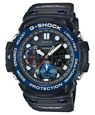 Casio G-Shock Gulfmaster Analogue/Digital Mens Black Tide Graph Watch GN1000B-1A