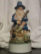 Old Fitz Whiskey Liquor Bottle Genuine Talisman Porcelain 1971 Figurine Decanter