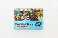 Figurines Atlantic 1/72 HO Scale Far-west Story Stampede leggende del West 1013