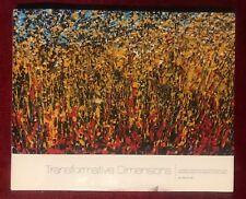 SIGNED Transformative Dimensions Peter W. Hart Rare Art Book
