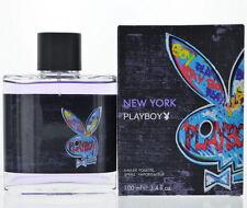 New York Playboy by coty ~Cologne for Men 3.4 oz / 100 ml EDT spray - NIB