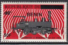 Benin MNH RARE Overprint Sc 1399  Value $ 100,oo US