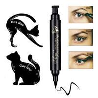 2in1 Eyeshadow Pencil Seal Tool Makeup Waterproof Women Eyeliner Liquid Pen