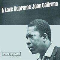 JOHN COLTRANE 'A LOVE SUPREME' 2 CD DELUXE EDITION NEW!