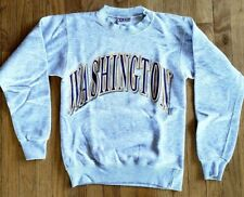 Vintage (1980's) UNIVERSITY OF WASHINGTON Huskies UW NCAA Football SWEATSHIRT