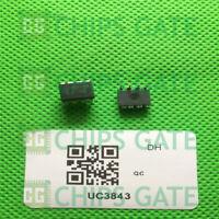 9PCS UC3843AN UC3843 ON DIP8 power supply chip