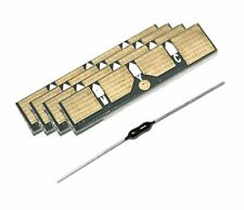 4 Toner Chips + Drum Fuse for Samsung CLT-407S CLP-320, 320N, 321, CLP-325W, 326