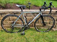 Motobecane Fantom Cross Outlaw Cyclocross/Gravel Bike, 52cm, 700cm wheels