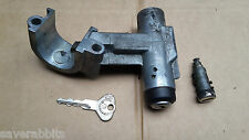 VW PASSAT B1 73-81 IGNITION LOCK / DOOR HANDLE LOCK BARREL / MATCHING KEY BLADE