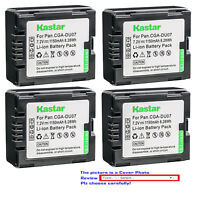 Kastar Replacement Battery for HITACHI DZ-BP7S & DZ-BX35 DZ-BX35A DZ-BX35E