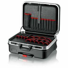"""Knipex 00 21 06 LE Werkzeugkoffer """"BIG Basic Move"""" Werkzeugtasche Koffer leer"""