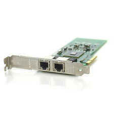 Dell Intel PRO/1000 PT Dual-Port 1Gbps PCIe x4 Full Gigabit Network Card G174P