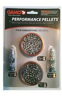 Gamo BSA Performance 22 air gun rifle pellets PBA Raptor, Armor, Platinum,Rocket