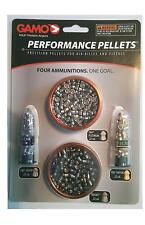 Gamo BSA Performance 22 air gun rifle pellets PBA Raptor, Armor, Platinum,Rocket