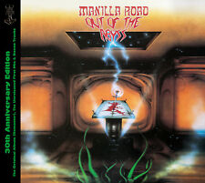 CD Manilla Road Out Of The Abyss 30th Anniversray Edition 2CDs