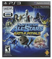 PlayStation All-Stars Battle Royale PS3 PlayStation 3 T Kids Game