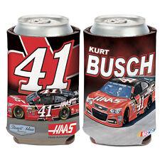 Kurt Busch Can Cooler 12 oz. NASCAR Koozie