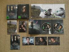 2 Disc Fan Edition Twilight Biss zum Morgengrauen Eclipse Biss zum Abendrot DVD