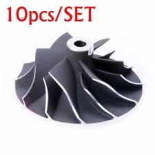 TRITDT C.Wheel Set Garrett T3 T4 T04E 57Trim 442476-0014 (56.5/75 mm) 10PCS