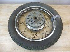 1975 Yamaha TX500 XS500 Y681' rear wheel rim 18in