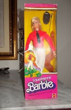 1976 Equestrienne Barbie Tempo cavallo hawaiian superstar picture pretty house