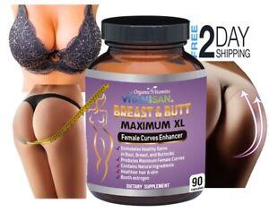 Pure & Potent Butt Enhancer + Breast Enhancement Pills POTENT WEIGHT GAIN