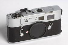 Leica M5 chrom Gehäuse Body