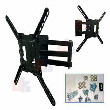 WALL MOUNT BRACKET Tilt Swivel TV LED Plasma 32 to 55 inches HIGH QUALITY
