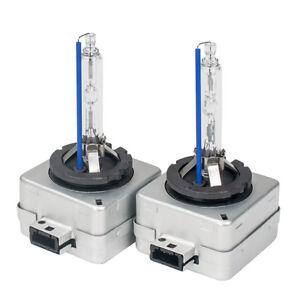 2er D1S-Lampe HID Xenon-Scheinwerfer Leuchte  je 35W 8000K, Xenon Lampe