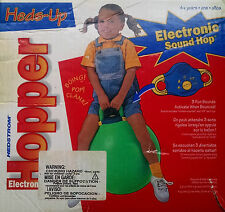 Electronic Hopper From Heads-Up & Hedstrom Vintage Childs Toy From 1998
