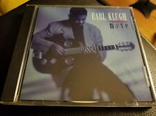 Earl Klugh - Move - CD 100% tested, Disc in exc. cond.
