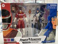 Hasbro Power Rangers Lightning In Space Red Ranger Astronema Action Figure Set