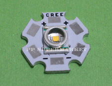 Cree XLamp XR-E Q5 Warm White 3W LED Light Emitter with 20mm Star PCB